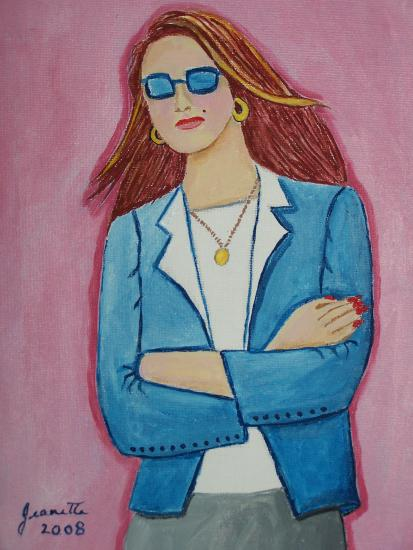 Cindy Crawford por Jeanette